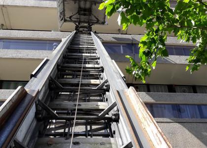 1083 Ganshoren - Lift service