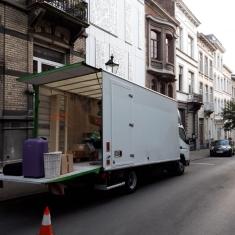 1000 Bruxelles-Ville - Lift + déménagement