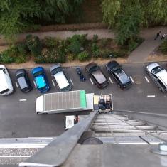 1040 Etterbeek - Lift + déménagement