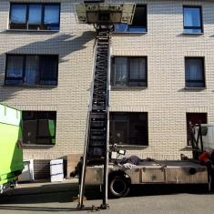 1050 Ixelles - Lift + vide maison
