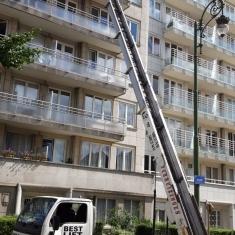 1060 Saint-Gilles - Lift + déménagement
