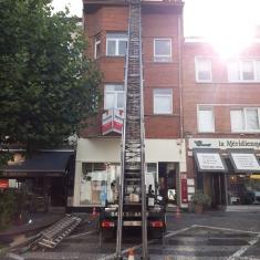 1070 Anderlecht - Lift + déménagement