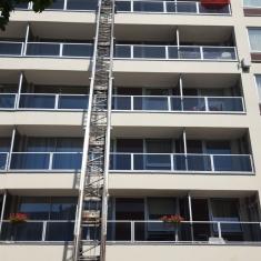 1080 Molenbeek-St-Jean - Lift + déménagement