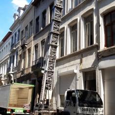 1081 Koekelberg - Lift + vide maison