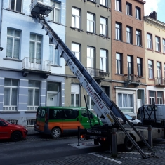 1170 Watermael-Boitsfort + déménagement