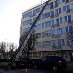 1150 Woluwé-St-Pierre + déménagement