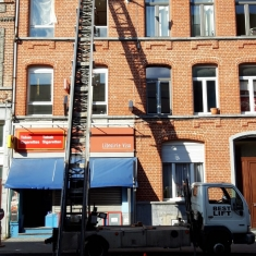 1180 Uccle - Lift service